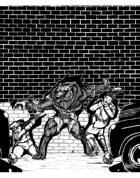 Scott Harshbarger Presents: Wolfman
