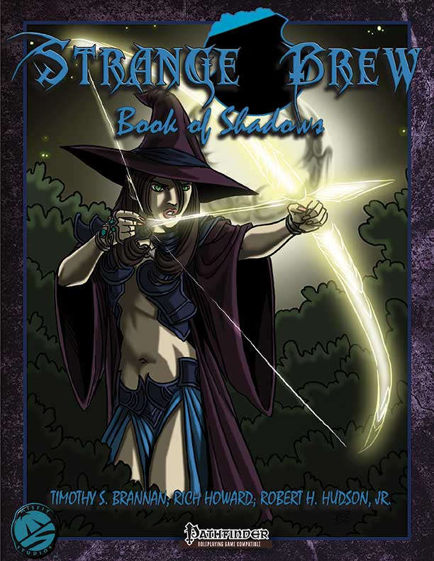 Strange Brew: Book of Shadows for the Pathfinder RPG
