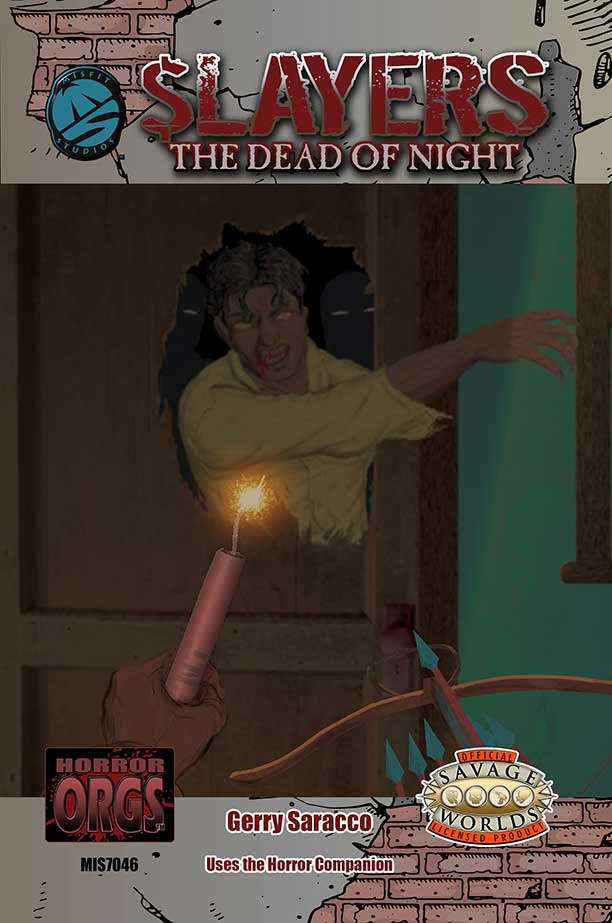 $layers: The Dead of Night for for Savage Worlds