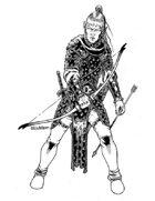 Eric Lofgren Presents: Elven Archer