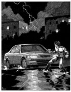 W Fraser Sandercombe Presents: Rainy Night