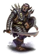 Eric Lofgren Presents: Armored Hobgoblin