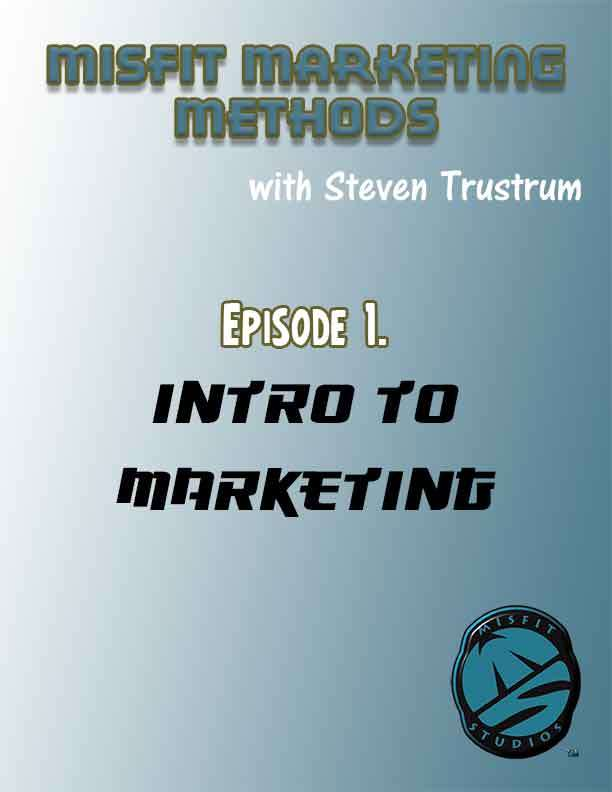 Learn how to improve your small press or game publishing company's marketing capabilities by first getting to the basics