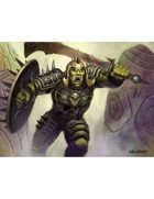 Eric Lofgren Presents: Orc Warlord