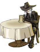 Christina Stiles Presents: Grim Drinker by Jacob Blackmon