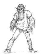 Scott Harshbarger Presents: Urban Wolfman