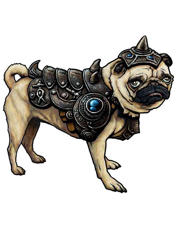 Scott Harshbarger Presents: War Pug
