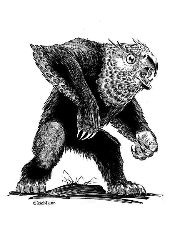 Eric Lofgren Presents: Owlbear