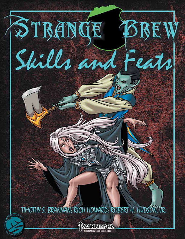 Strange Brew: Skills & Feats for the Pathfinder RPG