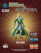 The Manual of Mutants & Monsters: Elves