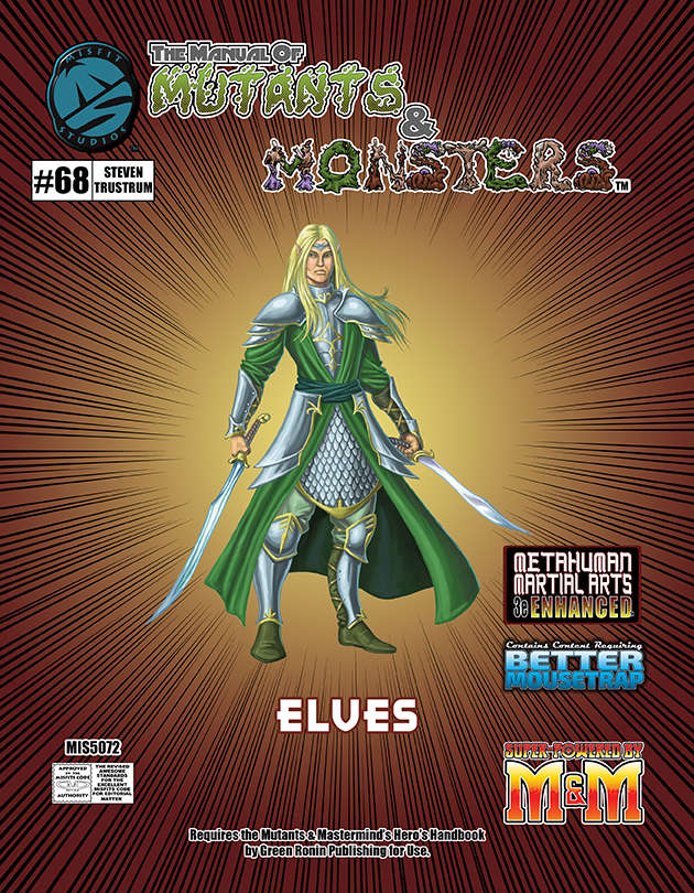 Manual of Mutants & Monsters Elves