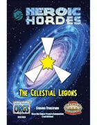 The Celestial Legions, Savage Worlds Edition