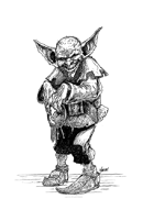 Scott Harshbarger Presents: Goblin Jailer