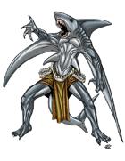 Christina Stiles Presents: Savage Wereshark by Jacob Blackmon