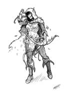 Quico Vicens Picatto Presents: Female Elf Archer