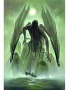 Eric Lofgren Presents: Cthulhu