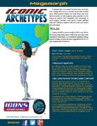 Iconic Archetypes: Megamorph