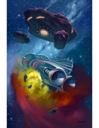 Eric Lofgren Presents: Space Disaster