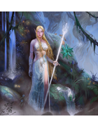 Quico Vicens Picatto Presents: High Elf Sorceress