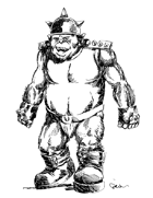 Earl Geier Presents: Armored Ogre