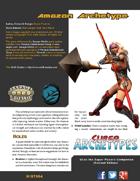 Super Archetypes: Amazon