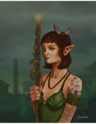 Matsya Das Presents: Elven Druid