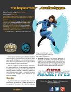 Super Archetypes: Teleporter