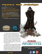 Super Archetypes: Mystery Man