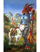 Matsya Das Presents: Dragonborn with Goat Companion