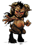 Scott Harshbarger Presents: Demon Imp