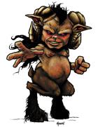 Scott Harshbarger Presents: Demon Imp