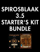 SpirosBlaak 3.5 Starter's Kit [BUNDLE]
