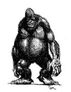 Earl Geier Presents: Dire Ape