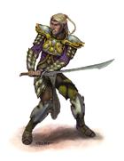 Eric Lofgren Presents: Elf Blademaster