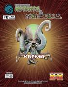 The Manual of Mutants & Monsters: Kraken