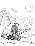 Quico Vicens Picatto Presents: Alien Desert Nomad
