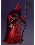 Quico Vicens Picatto Presents: Crimson Necromancer