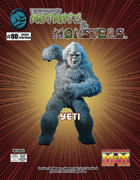 The Manual of Mutants & Monsters: Yeti