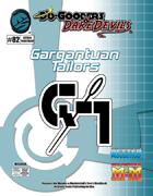 Do-Gooders & Daredevils: Gargantuan Tailors