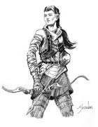 Matsya Das Presents: Elven Archer