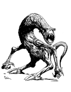 Earl Geier Presents: Long Necked Predator