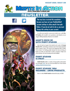 Misfit Studios August 2020 Newsletter