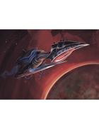 Quico Vicens Picatto Presents: Alien Starship