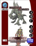 Misfits & Menaces: Archenemies