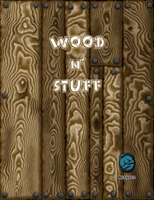Stock Covers 6: Wood n' Stuff