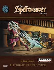 The Spellweaver PFRPG Edition - Misfit Studios | Pathfinder
