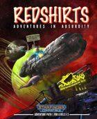 Redshirts: Adventures in Absurdity, Volume 1