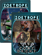 Zoetrope Core Game Print n Play