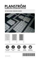 Planstrom Dungeon Floorplan System Set 1