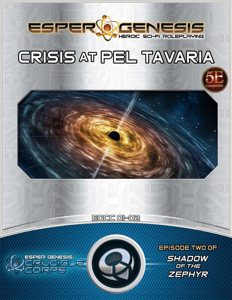 Crisis at Pel Tavaria